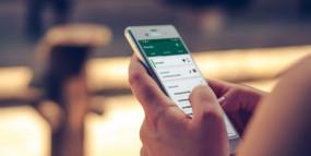 रिकॉर्ड: Whatsapp पर नए साल की जमकर दी बधाई, भेजे गए 100 अरब मेसेज