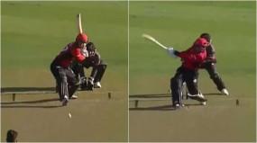 उपलब्धि : न्यूजीलैंड के कार्टर ने एक ओवर में 6 छक्के जड़े, ऐसा करने वाले वे क्रिकेट इतिहास के 7वें खिलाड़ी