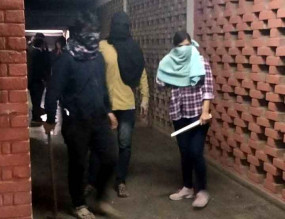 वीडियो में दिख रही लड़की मैं नहीं : जेएनयू छात्रा सांभवी झा