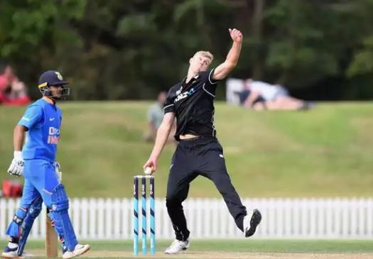 NZ VS IND: न्यूजीलैंड ने भारत के खिलाफ वनडे सीरीज के लिए टीम का किया ऐलान, जेमीनसन को मिला मौका