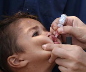 पाकिस्तान : लक्की मरवात में 2020 के पहले पोलियो मामले की पुष्टि