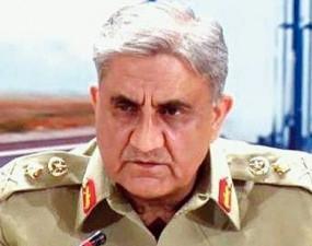 पाकिस्तान के सेना प्रमुख ने इलेक्ट्रॉनिक वारफेयर लैब का किया उद्घाटन