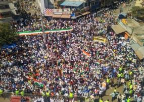 Fake News: क्या इंदौर में वकीलों ने CAA के खिलाफ प्रदर्शन किया? फोटो वायरल