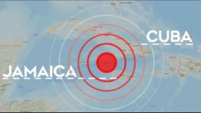 Earthquake: जमैका में 7.7 तीव्रता का भूकंप, सुनामी का अलर्ट जारी