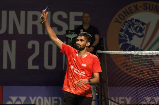 एशियाई टीम चैम्पियनशिप में भारतीय दल की अगुवाई करेंगे प्रणीत, श्रीकांत