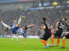 Premier League: ब्राइटन के एिलरेजा ने आखिरी मिनटों में गोल कर मैच ड्रॉ कराया, चेल्सी चौथे नंबर पर