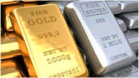 Gold & Silver Price : चीन के कोरोनावायरस से बाजार में मची हलचल, चढ़े सोने और चांदी के भाव