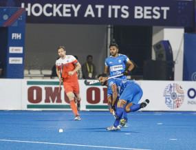 प्रो हॉकी लीग : भारत ने नीदरलैंड्स को 5-2 से हराया
