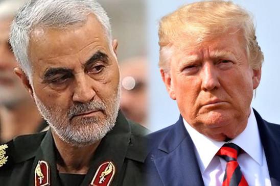बदला: ईरान ने अमेरिकी राष्ट्रपति ट्रंप के सिर पर रखा 8 करोड़ डॉलर का इनाम