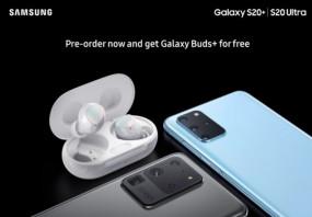 Leak: Samsung Galaxy S20+ और S20 Ultra के प्री-ऑर्डर पर फ्री मिलेंगे Galaxy Buds+