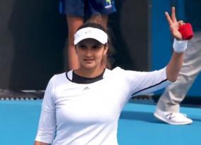 Hobart International: मां बनने के बाद पहले खिताब से एक कदम दूर सानिया, टूर्नामेंट के फाइनल में पहुंची