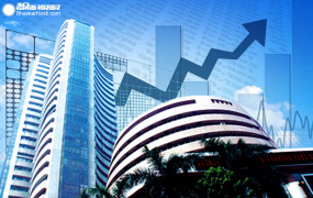 रिकॉर्ड ऊंचाई पर बंद हुए बाजार, सेंसेक्स 41800 के पार, इंफोसिस में 4.76% की तेजी