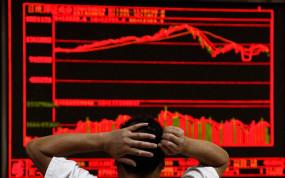 Closing Bell: शेयर बाजार में चार महीनों की सबसे बड़ी गिरावट, सेंसेक्स 788 अंक, निफ्टी 12,000 से नीचे
