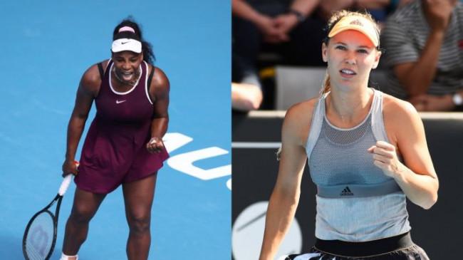 टेनिस : विलियम्स और वोज्नियाकी एएसबी क्लासिक के सेमीफाइनल में