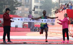 मुंबई मैराथन के दौरान सात धावकों को ह्दयघात, 1 की मौत