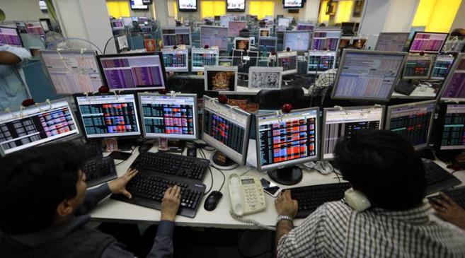 Closing Bell : शेयर बाजार में बड़ी गिरावट, सेंसेक्स 416 अंक लुढ़का, निफ्टी 12,300 से नीचे बंद