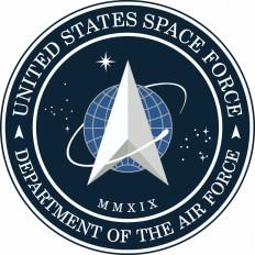 अमेरिका की स्पेस फोर्स के लोगो में दिखी स्टार ट्रैक की छवि