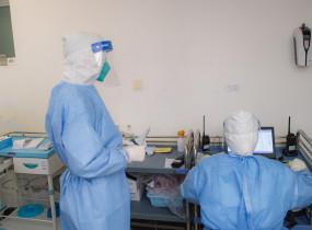 कोरोनावायरस से पीड़ित छात्रा को त्रिशूर अस्पताल भेजा गया