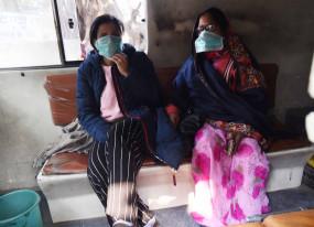 कोलकाता के अस्पताल में संदिग्ध चीनी कोरोना मरीज भर्ती