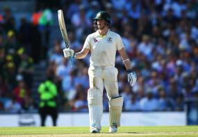 सिडनी टेस्ट : लाबुशैन के शतक से आस्ट्रेलिया की मजबूत शुरुआत