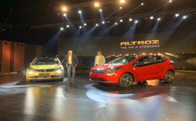 ऑटो: Tata Altroz भारत में हुई लॉन्च, शुरुआती कीमत 5.29 लाख
