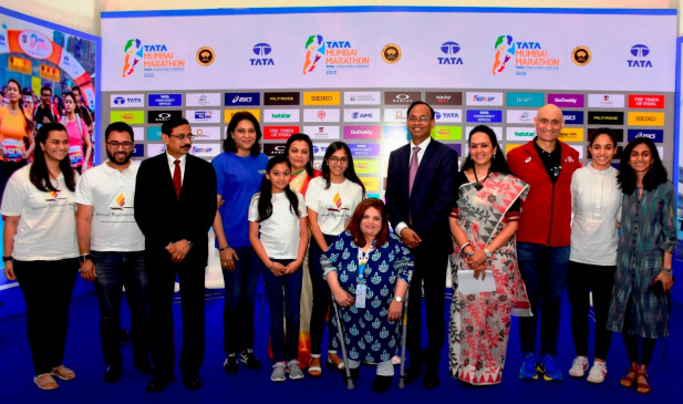 टाटा मुम्बई मैराथन 2020 ने चैरिटी के कई रिकार्ड तोड़े