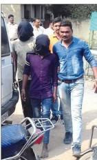 कामठी में किशोरी से गैंगरेप,तीनों चढ़े पुलिस के हत्थे, आरोपियों में एक नाबालिग