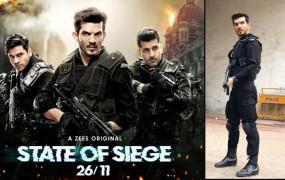 वेब सीरीज: 'स्टेट ऑफ सीज 26/11' में नजर आएंगे अर्जुन बिजलानी, निभाएंगे ये दमदार किरदार