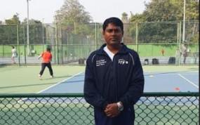टेनिस: इंदौर के महाजन एशियन खिलाड़ियों को देंगे ट्रेनिंग