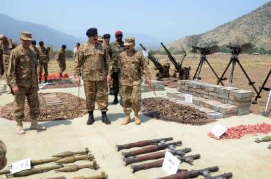 Terrorist: पाकिस्तान में 2 ऑपरेशन में 10 आतंकवादी ढेर, दो सैनिक भी मारे गए