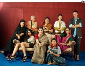 FIRST LOOK OUT: काजोल की शॉर्ट फिल्म 'देवी' का फर्स्ट लुक सामने आया, इसमें 9 औरतों की कहानी है