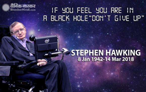 Remembering: जब महान साइंटिस्ट स्टीफन हॉकिंग से डॉक्टरों ने कहा- तुम्हारे पास जीने के लिए सिर्फ दो साल हैं...