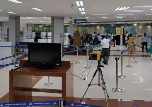 एडवाइजरी : कोरोना वायरस से  300 संक्रमित, भारत ने 7 एयरपोर्ट पर शुरू की थर्मल स्क्रीनिंग