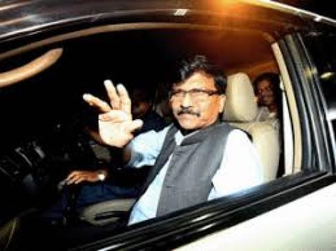 संजय राऊत के खिलाफ मामला दर्ज करनेपुलिस कमिश्नर से मिले भाजपा नेता