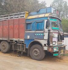 25 टन कोयला सहित ट्रक, जेसीबी जब्त - बुढ़ार पुलिस ने अवैध ढीहे पर जाकर की कार्रवाई