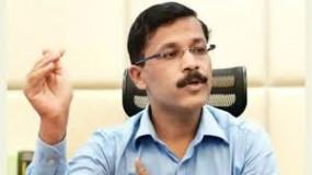 ईमानदार छवि वाले अधिकारी तुकाराम मुंडे बने नागपुर मनपा आयुक्त, 13 साल में हुए 12 तबादले