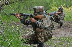 जम्मू-कश्मीर: नौशेरा में सर्च ऑपरेशन के दौरान आतंकियों ने किया हमला, दो जवान शहीद