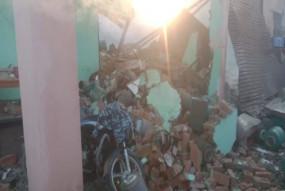 UP: शामली की पटाखा फैक्टरी में भीषण आग, तीन महिलाओं सहित पांच की मौत, मौके पर फायर ब्रिगेड मौजूद
