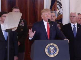 अमेरिकी सीनेट ने ट्रंप के दस्तावेजों को लेकर डेमोक्रेटिक की मांग को नकारा