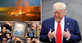 खुलासा : सुलेमानी के साथ ईरान के एक और सैन्य अधिकारी को मारने की थी अमेरिका की योजना, नाकाम रहा मिशन