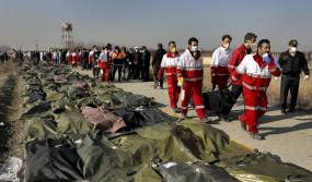 ईरान : क्रैश हुए यूक्रेनी बोइंग विमान की जांच में शामिल होगा अमेरिका