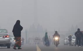 दिल्ली में मौसम साफ, चल रही ठंडी हवाएं