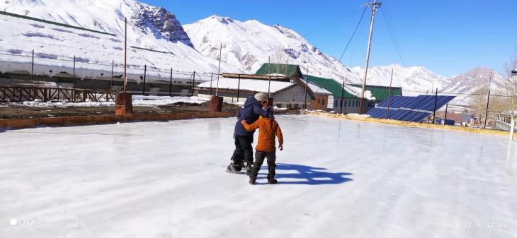 हिमाचल में मौसम साफ, खिली सुनहरी धूप