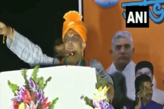 बयान : पश्चिम बंगाल के भाजपा प्रमुख बोले, 50 लाख मुस्लिम घुसपैठियों को निकालेंगे, 200 सीटें जीतेंगे