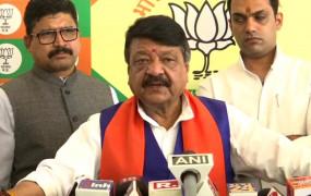 बंगाल: कैलाश की TMC को चेतावनी, बोले- कार्यकर्ताओं को परेशान किया तो मुर्गा बना देंगे