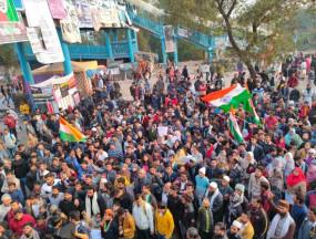 'BJP की सरकार बनी तो एक घंटे के भीतर खत्म हो जाएगा शाहीन बाग का धरना, सरकारी जमीन से मस्जिद हटा दी जाएगी'