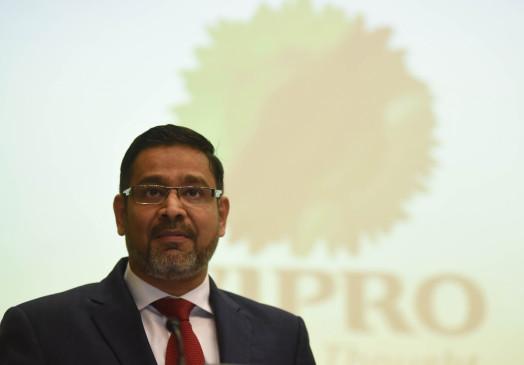 विप्रो के सीईओ नीमचवाला ने पारिवारिक कारणों के चलते दिया इस्तीफा