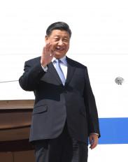 शी चिनफिंग विश्व स्वास्थ्य संगठन के महानिदेशक से मिले