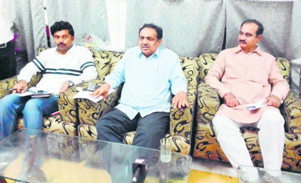 चंद्रपुर से नहीं हटेगी शराबबंदी, राजस्व बचाने समझौता नहीं - जयंत पाटील