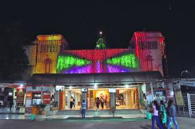 नागपुर में बनेगा देश का सबसे ऊंचा आठ मंजिला साईं मंदिर , मेट्रो में सवार यात्री भी साईंबाबा के दर्शन कर सकेंगे